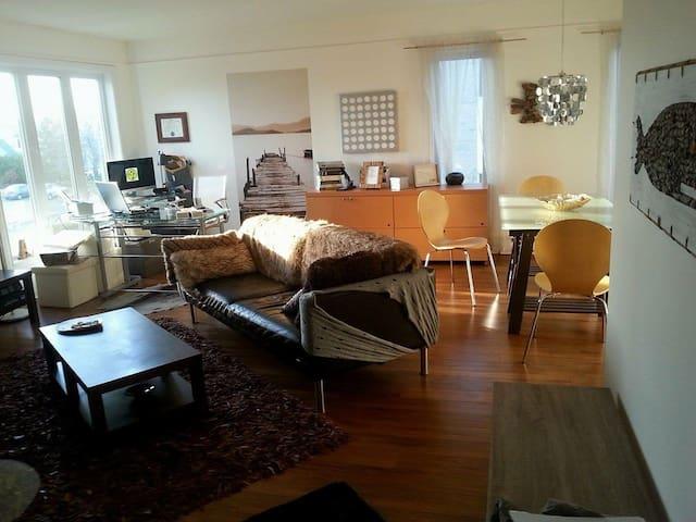 CONDO MODERNE ET CHALEREUX - Boisbriand - Apartment
