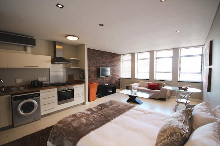 Sought After Self-Catering City Apartment