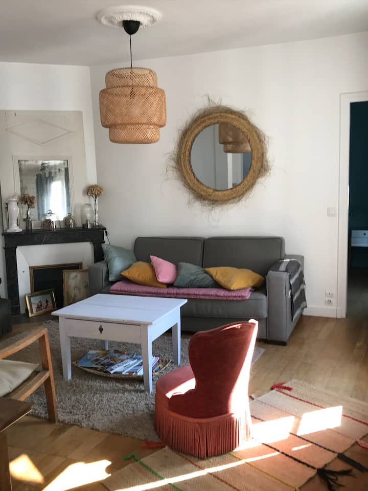 Appartement Cocoon - Hypercentre Fontainebleau