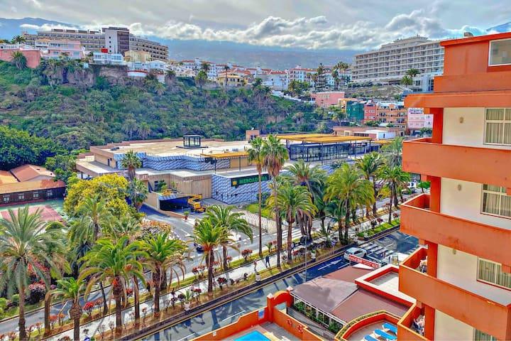 Great studio in the best area of Puerto de La Cruz