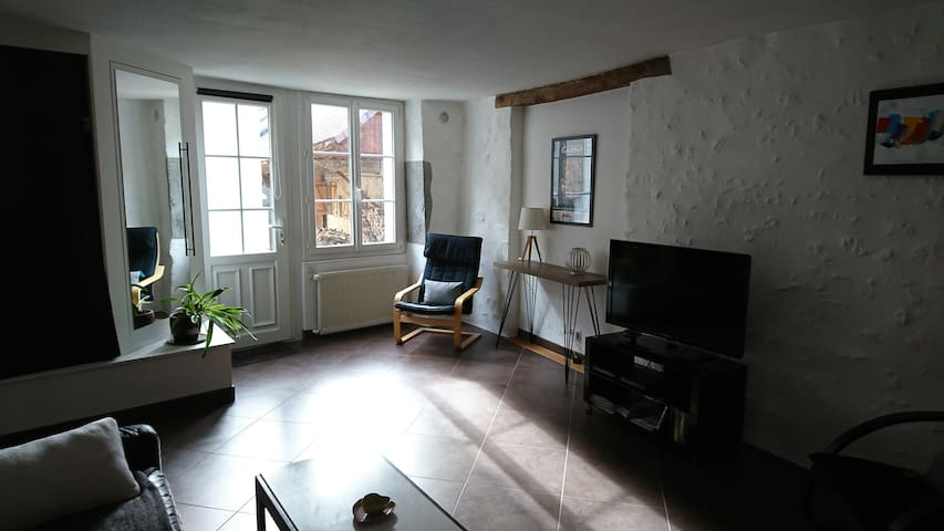 Calm house in Poligny, Jura