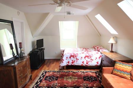 Large Luxury One-bedroom Suite - Rockville - Σπίτι