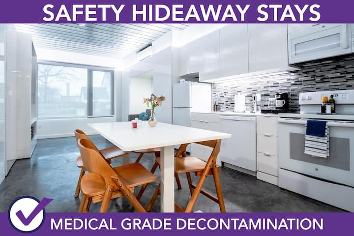 Safety Hideaway - Medical Grade Cleveland Clinic Boutique #2