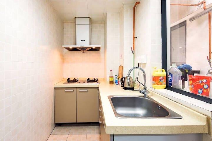 优美卧室 - Wuhan Shi - อพาร์ทเมนท์
