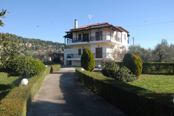 Villa appartment