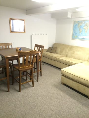1 BR Apartment On Main Street! - Geneseo - Departamento