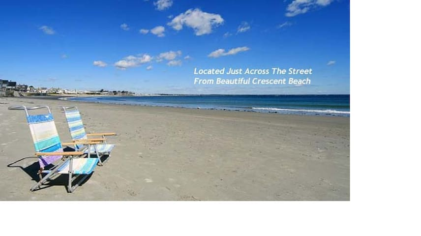 2 BR / 1 BATH COTTAGE - 175 FEET FROM BEACH! - Wells - Leilighet
