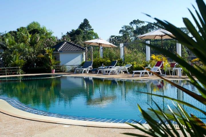 Apartment at Thai Panorama Resort