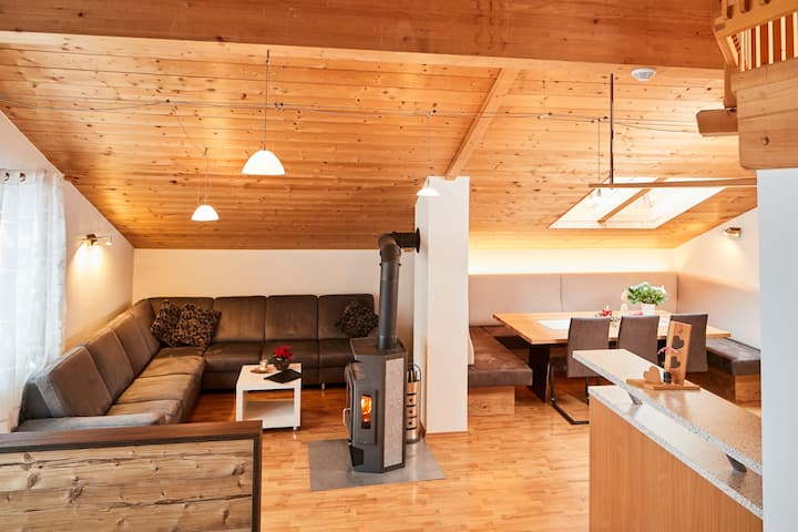 Penthouseapartment Saphir 150 m²