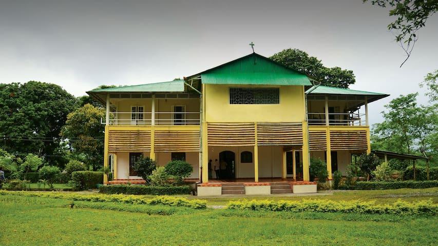 Sylee Tea Estate Resort   Heritage Bungalow