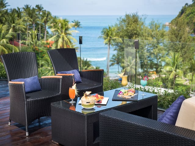 Luxury 1 Bedroom Private Pool Suite with Sea View by Letsphuket Twin Sands Resort & Spa, Patong, Phuket