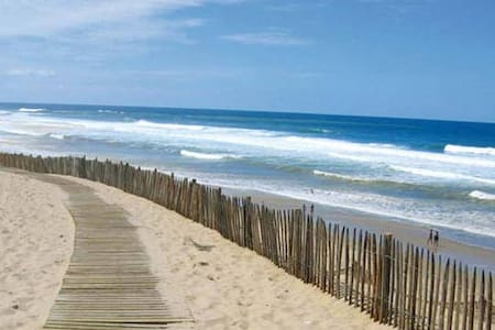 Beach surf forest Seignosse Hossegor - Seignosse - Apartment