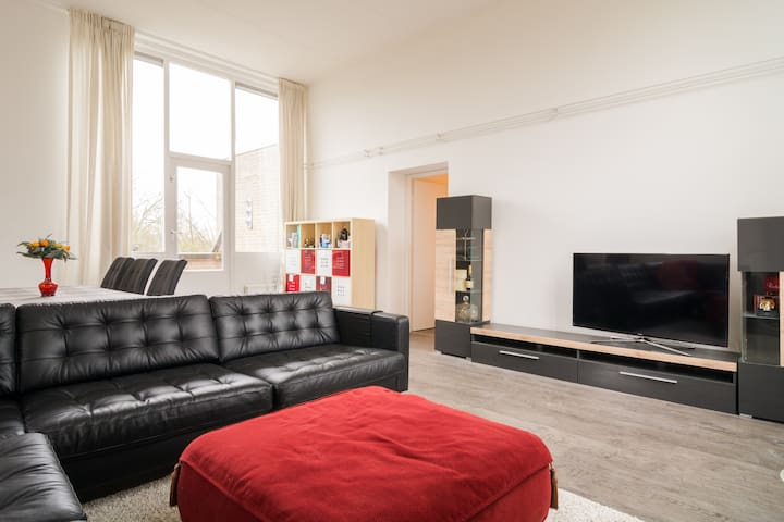 cosy room 5 min from lake and metro station - Amsterdam-Zuidoost - Apartment