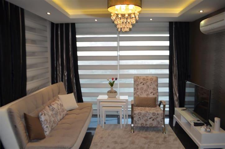 Admiral premium residence B8-8 - Konaklı Belediyesi - Lägenhet