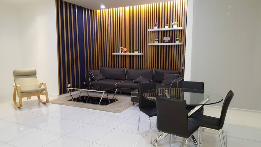 Riverine sapphire condo - Kuching - Apartment