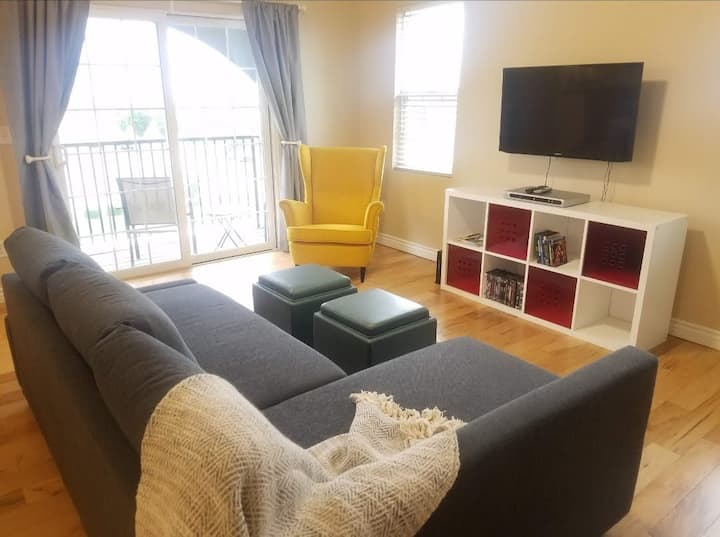 Beautiful Spacious 2 br Condo in Draper