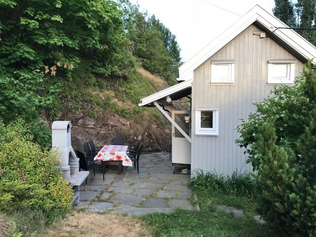 Sommer hytte i Sandefjord. Gå avstand til strand.