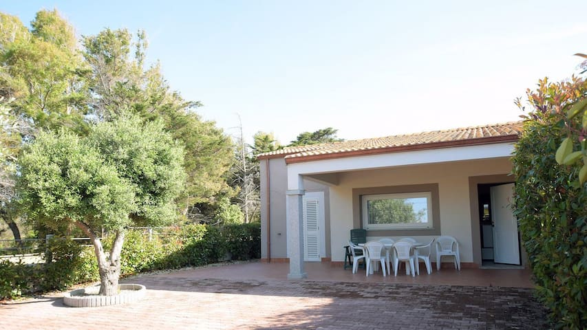Valledoria 3Beds,bbq, garden, near the beach