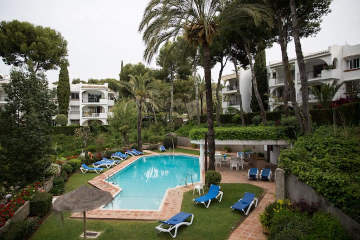 SPLIT LEVEL STUDIO , COSTA DEL SOL , SPAIN - Mijas - Apartamento