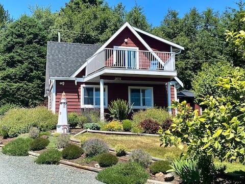 A Little House on the West Coast