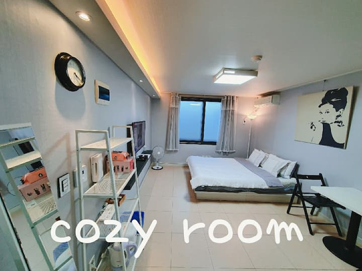 🍒1min to walk subway,cozy room.jongno.東大門,🍒