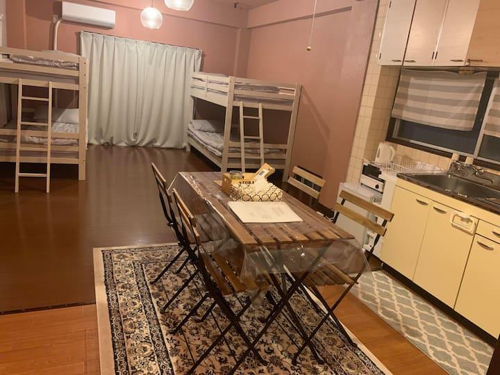 777 Takamatsu guest house 401