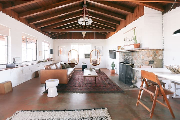 The Joshua Tree House - Joshua Tree - Casa