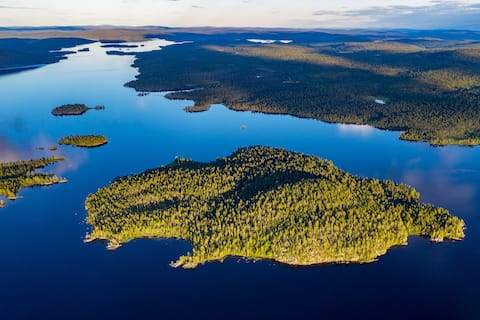 Loue Island - A true Finnish experience