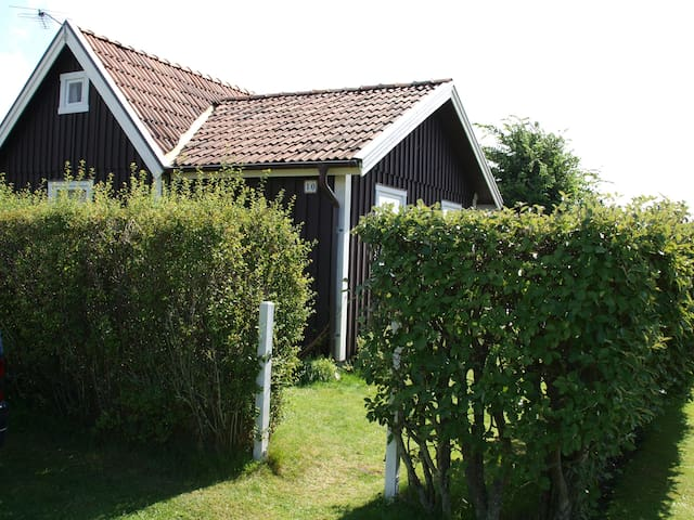 Summer house close to the beach in Haverdal - Halmstad V - Cabin