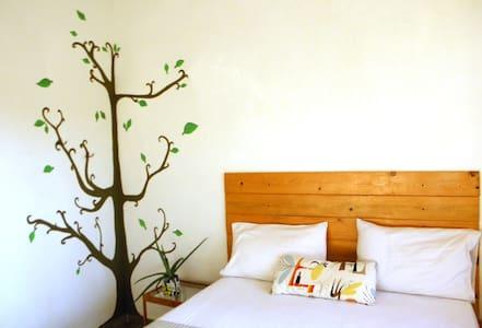 tranquil private room, casa mandala taganga - Santa Marta, taganga