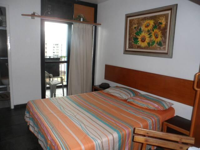 Ap. temporada compl.local nobre da Praia do Canto - Vitoria - Apartment