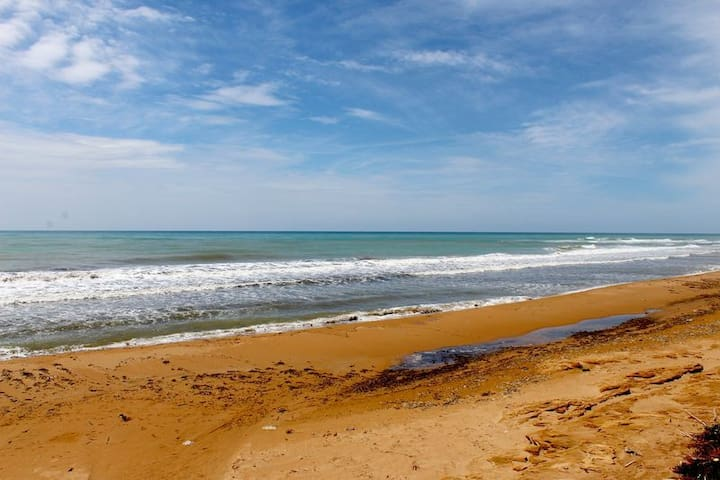 Villa Dafne a pochi passi dalla spiaggia