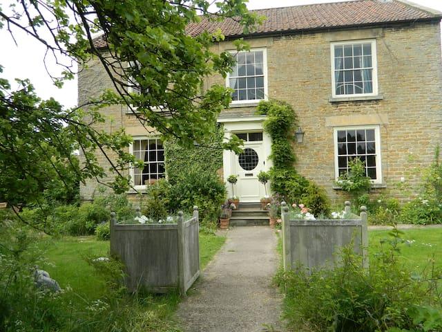 Manor Farm Holiday Cottage