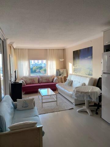 Salon Görünümü(Living Room)
