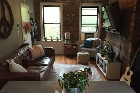 Chic, Trendy Apt  Soho - New York - Apartment