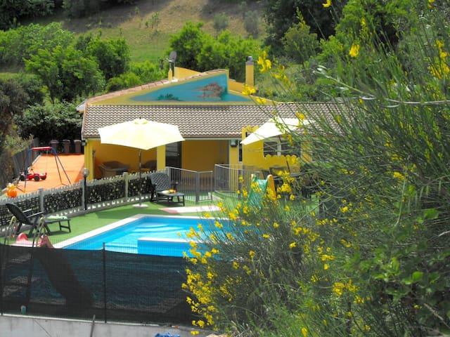 Villa con piscina privata - Nulvi