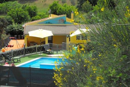 Villa con piscina privata - Nulvi - Ev