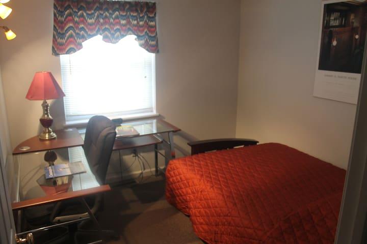 Office/ Futon bedroom