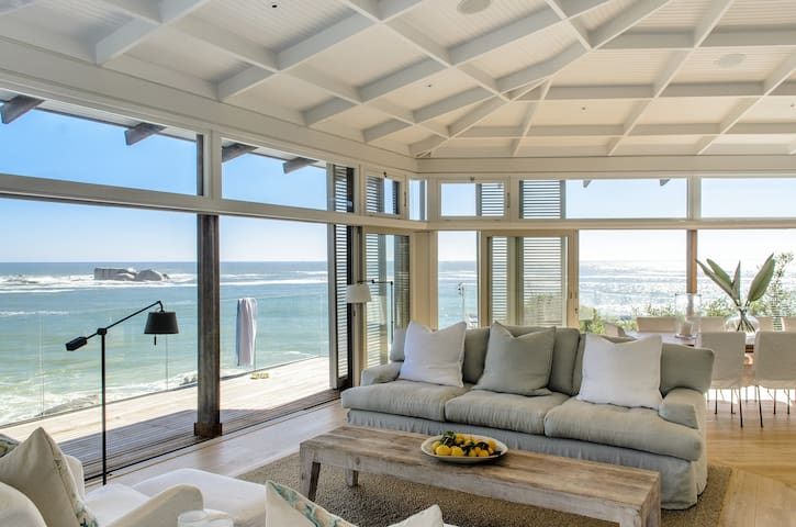 Barefoot luxury on Clifton Beach