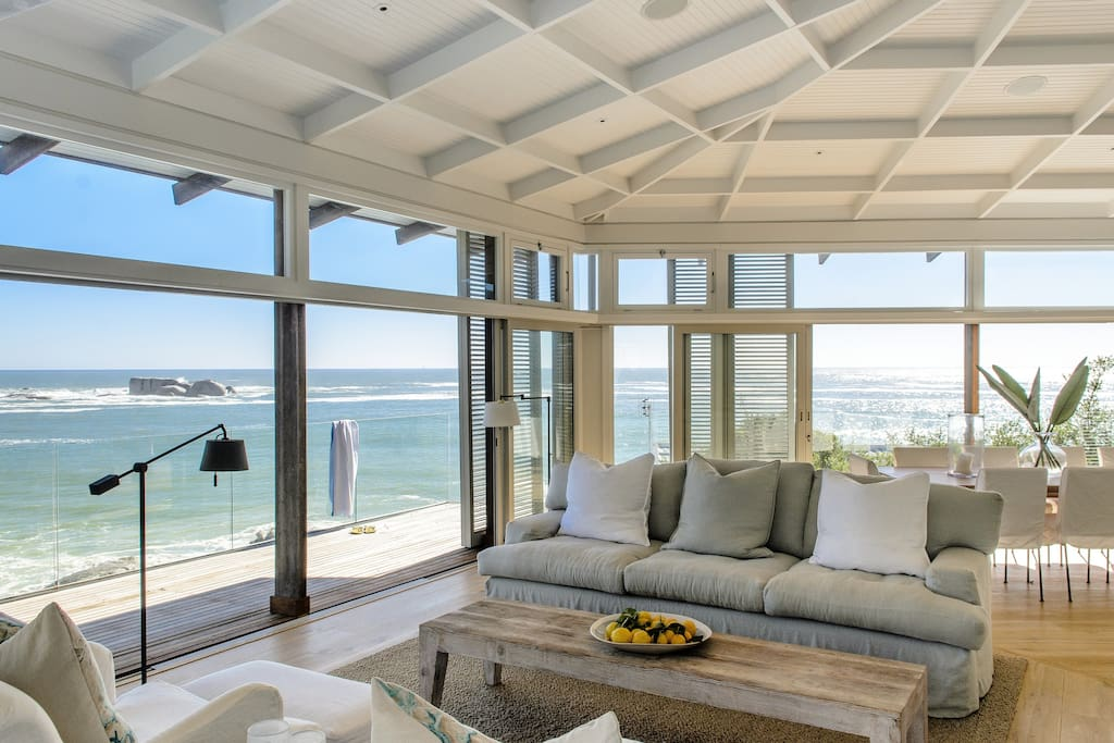 Barefoot Luxury On Clifton Beach Houses For Rent In Cape