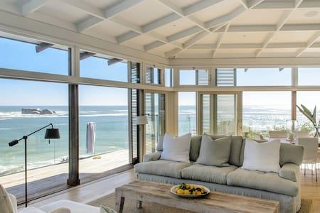 Barefoot luxury on Clifton Beach
