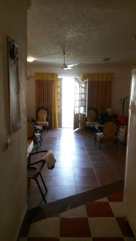 Furnished 2 bedroom flat