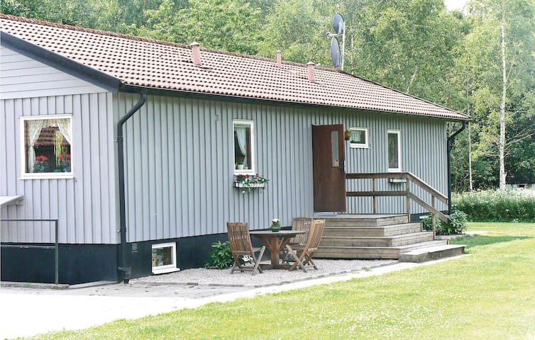 Holiday cottage with 4 bedrooms on 150m² in Svenljunga