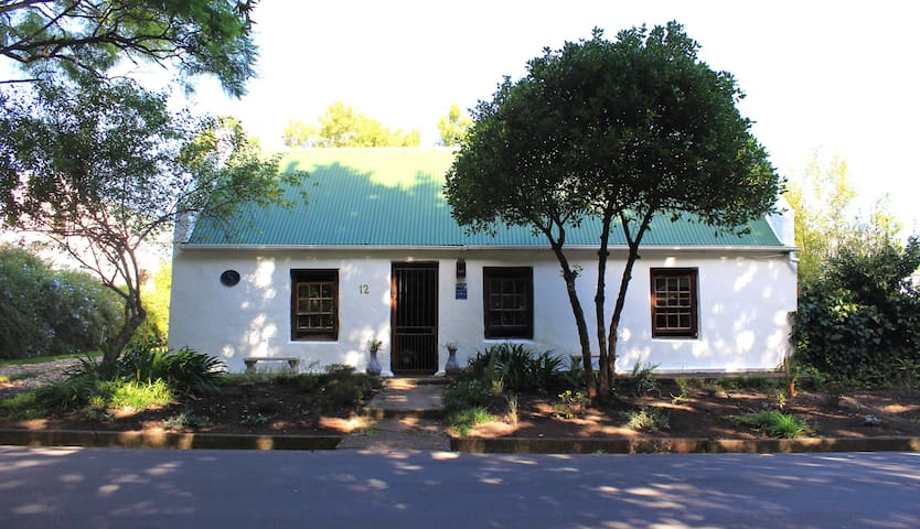 Carol's Cottages - room 1 - Swellendam - Apartment