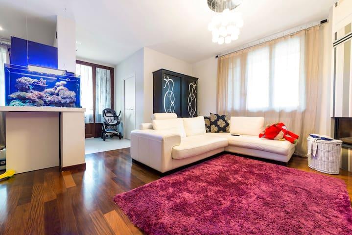 Camera privata a due passi da Reggio e Modena - Arceto - Rumah