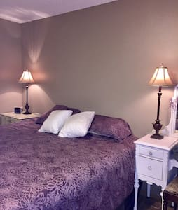 King Suite near WSU Vancouver Washington, USA - Ridgefield - House