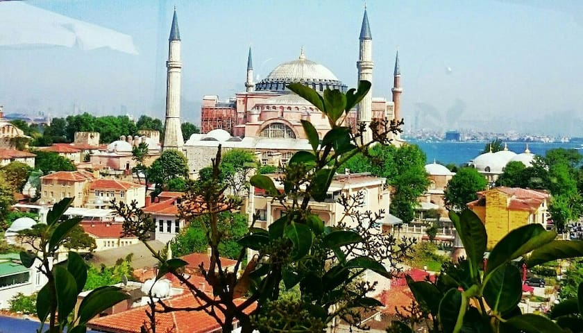 Sultanahmet / Old Town Seaview Flat in Central Lct - Estambul - Bed & Breakfast