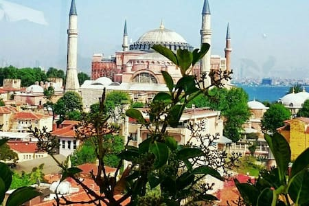 Sultanahmet / Old Town Seaview Flat in Central Lct - Estambul