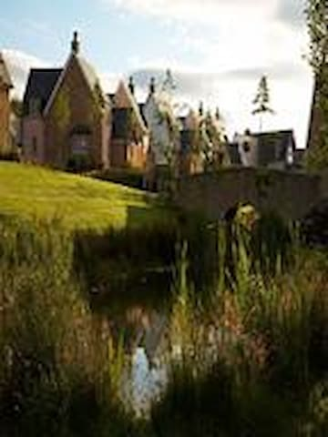 Gleneagles Hotel Luxury Lodge House - Perth and Kinross - House