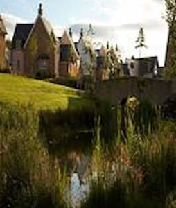 Gleneagles Hotel Luxury Lodge House - Perth and Kinross - Dům